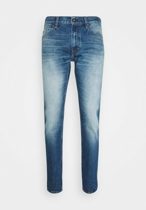 PISTOLERO - Straight leg jeans - blue denim
