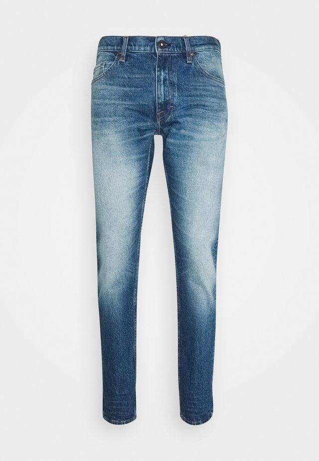 PISTOLERO - Straight leg jeans - blue denim