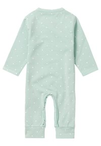 Noppies - LOU - Pijama de bebé - grey mint - 1