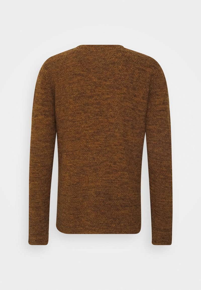 REVOLUTION - Jumper - brown