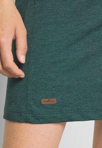 Ragwear - SLAVKA - Žerzejové šaty - dark green - 5