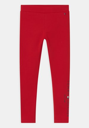 ESSENTIAL  - Legging - deep crimson