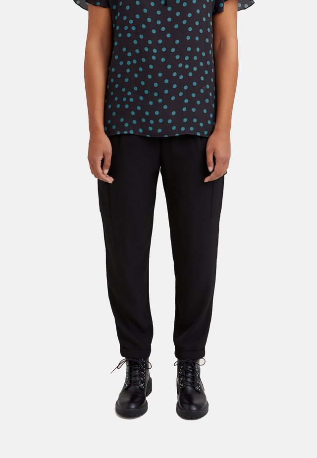 Pantalones cargo - nero
