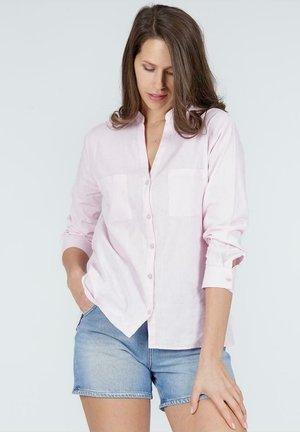 Bluzka - jasny różowy