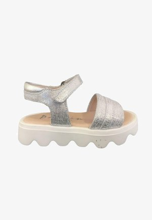 Zapatos de bebé - plata