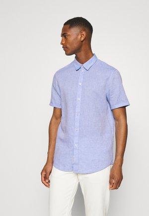 Košile - mottled blue