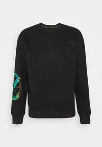 Carlo Colucci - UNISEX - Sweatshirt - black reflective - 6