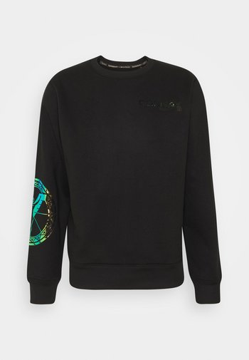 UNISEX - Sweatshirt - black reflective