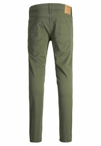 Jack & Jones - LIAM ORIGINAL - Jeans Skinny Fit - dusty olive - 1
