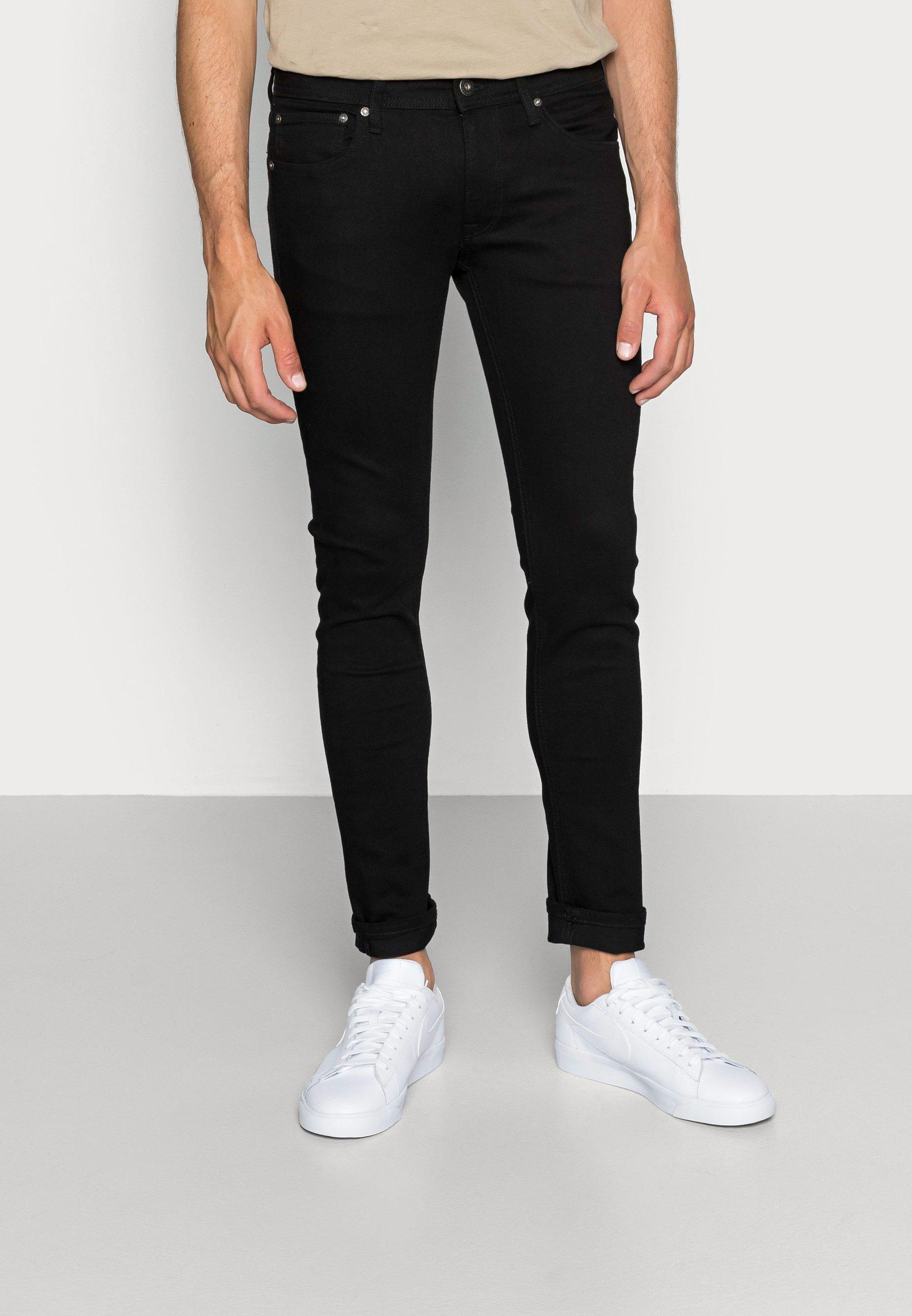 Men JJILIAM JJORIGINAL  - Slim fit jeans - black