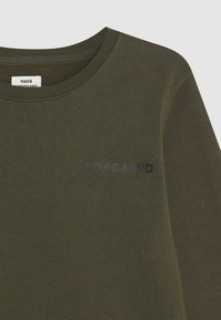 Mads Nørgaard - ORGANIC SOLOMINO - Sweatshirt - forest night - 2