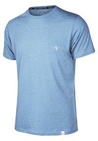 Spitzbub - NORBERT - Basic T-shirt - blue - 2