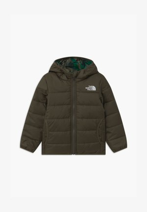 REVERSIBLE PERRITO UNISEX - Winter jacket - new taupe green