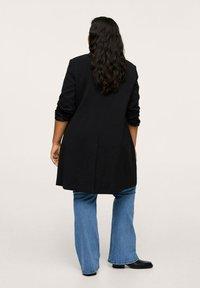 Mango - Short coat - noir - 2