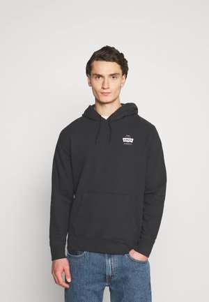 GRAPHIC HOODIE UNISEX - Sweat à capuche - jet black