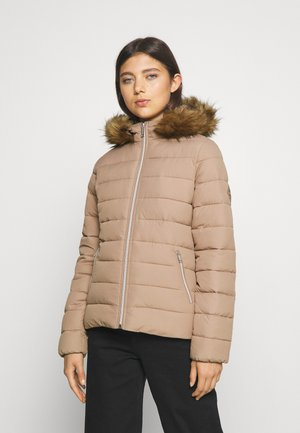 CORE PUFFER - Winter jacket - ginger snap