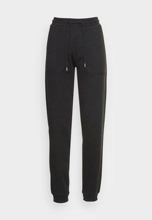 SLFSTASIE MW SWEATPANT NOOS - Spodnie treningowe - black