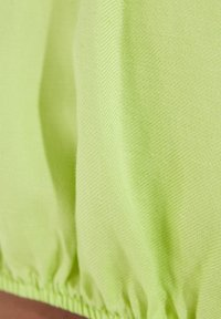 Bershka - Shirt dress - green - 4