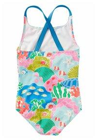 Boden - Swimsuit - bunt, korallenriff - 1