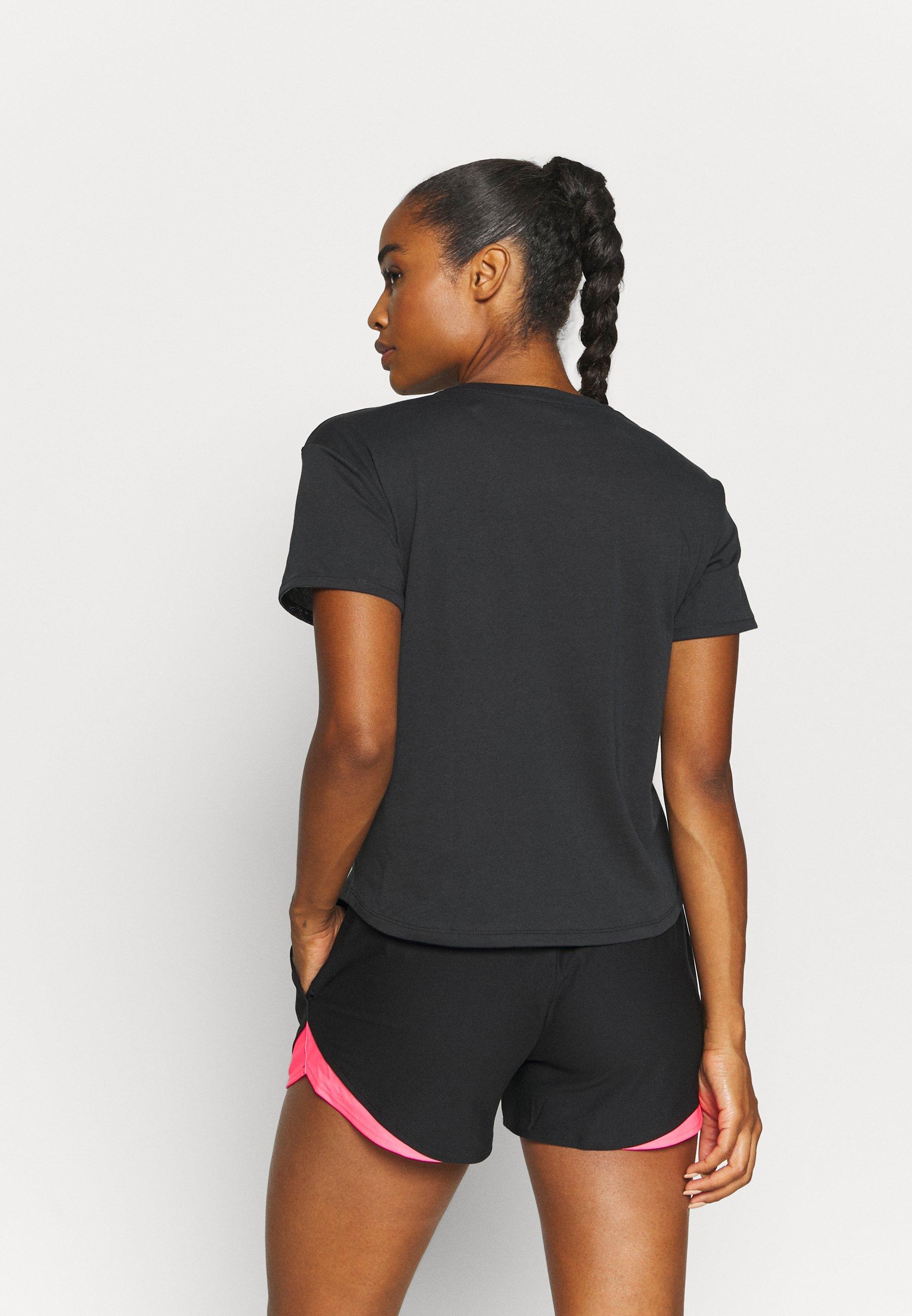 Women LIVE GLOW GRAPHIC TEE - Print T-shirt