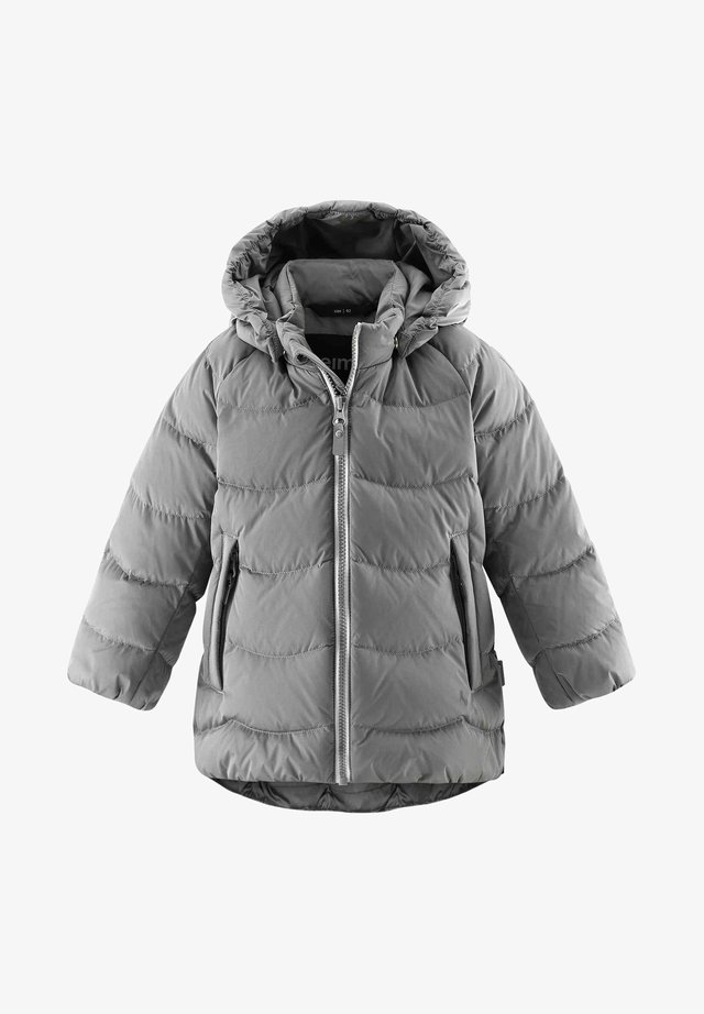 HIBERNA - Down jacket - soft grey