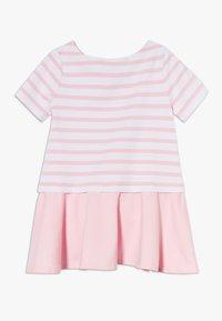 Polo Ralph Lauren - Jersey dress - white/carmel pink - 1