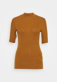 Modström - KROWN - Basic T-shirt - brown oak - 5