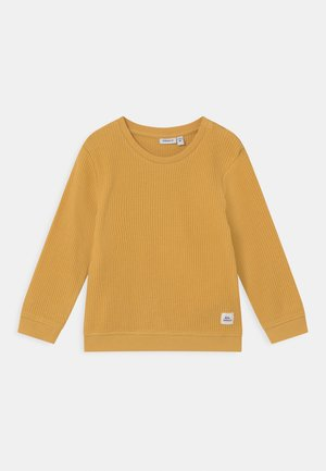NBMHARDY - Long sleeved top - ochre
