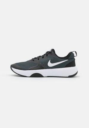 CITY REP TR - Scarpe da fitness - black/white/dark smoke grey