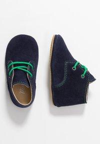 Pinocchio - First shoes - dark blue - 0