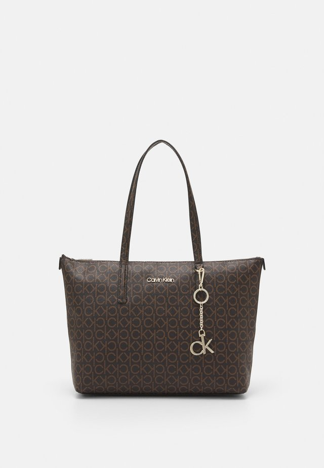 MONOGRAM - Borsa a mano - brown