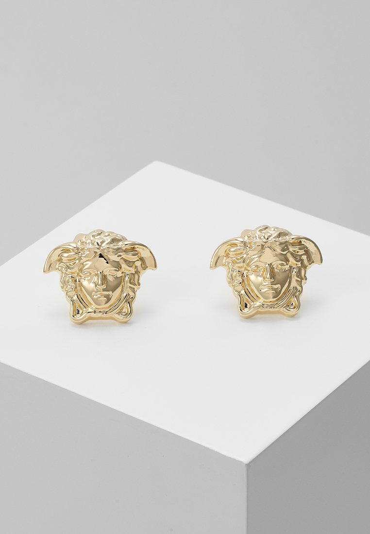 Versace - Earrings - gold-coloured