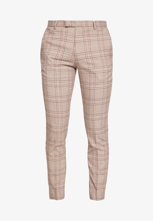 Suit trousers - stone