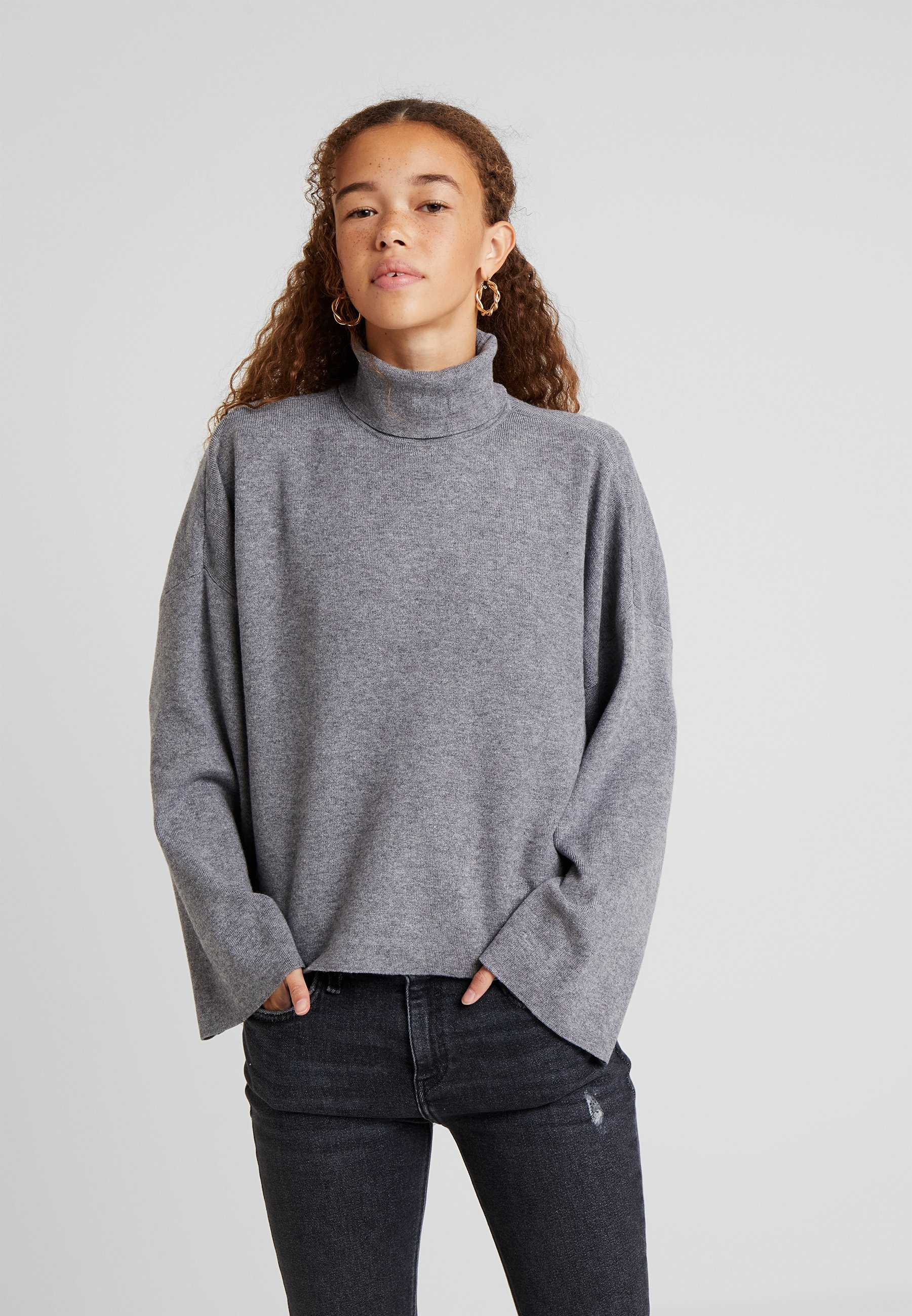 Femme NMSHIP ROLL NECK - Pullover