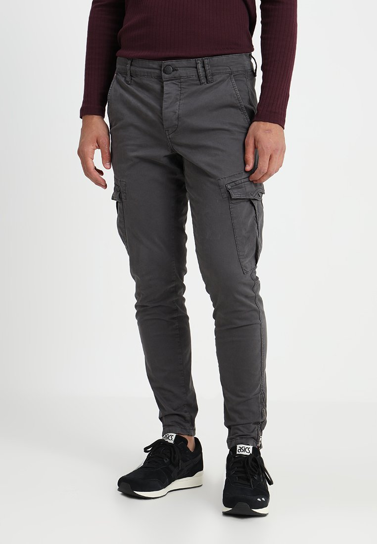 Gabba - Cargo trousers - dark grey