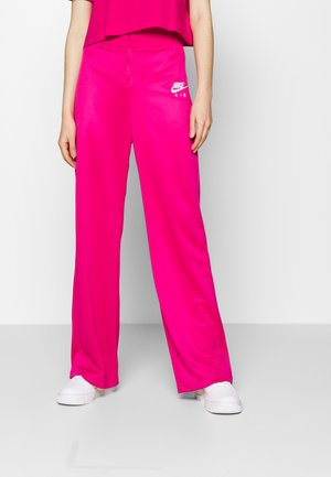 AIR PANT  - Tracksuit bottoms - fireberry/white