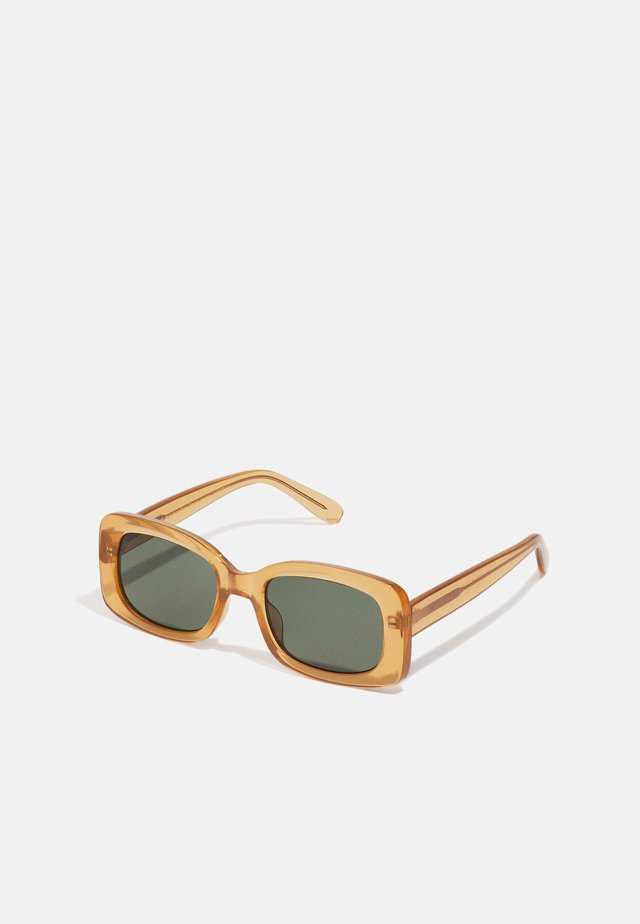 SALO - Sunglasses - light brown transparent