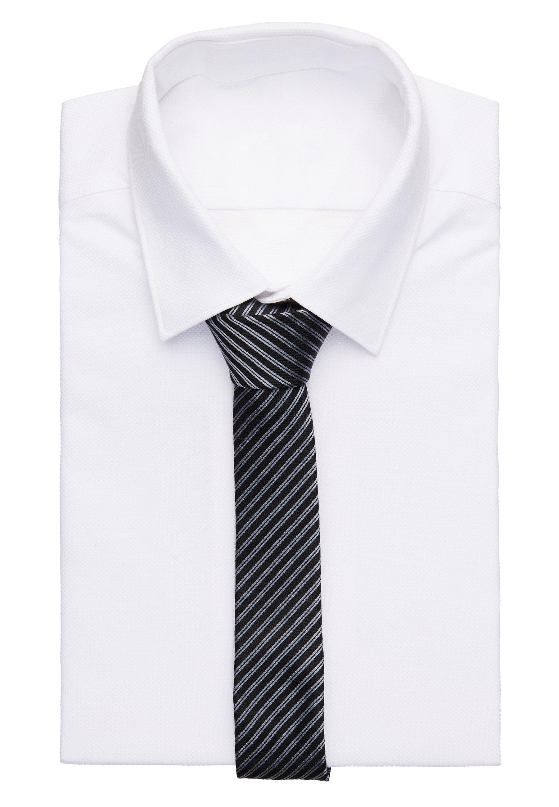 DRYKORN TIE SLIM - Krawatte - black/schwarz - Herrenaccessoires 15M48