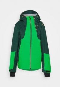 CMP - MAN JACKET HOOD - Ski jas - green - 4