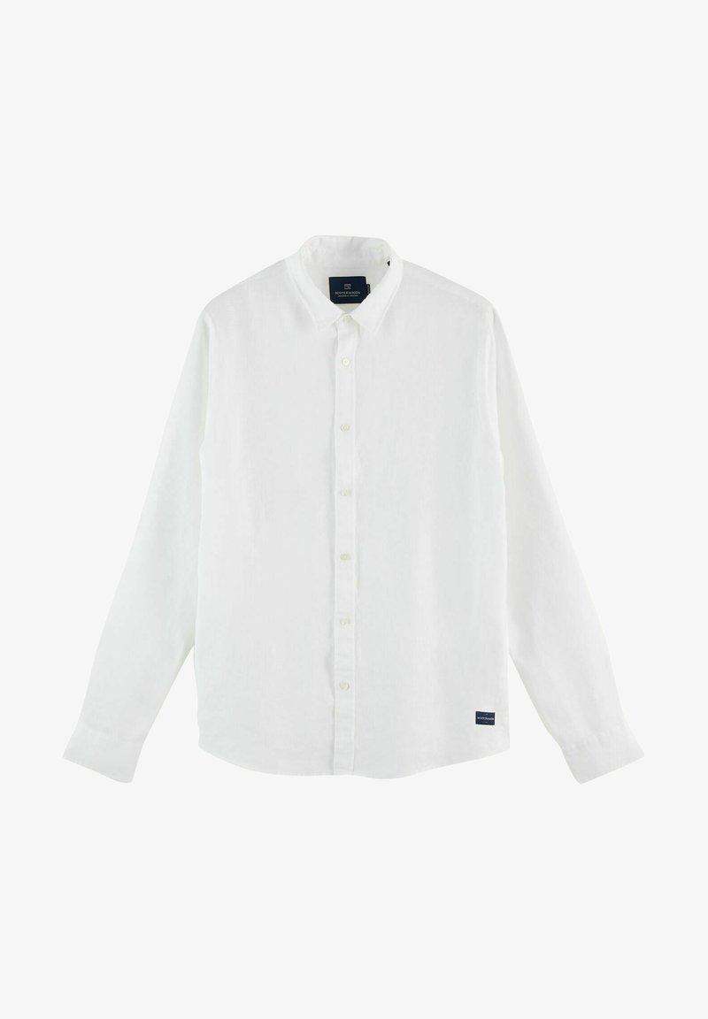 Scotch & Soda - Formal shirt - white
