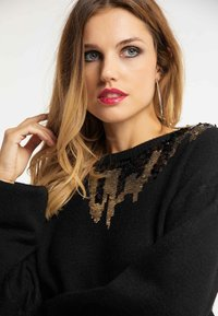 faina - Jumper - black - 3