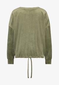 Pyjamashirt - four leaf clover