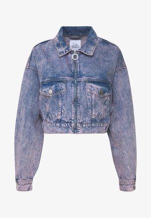 DUA LIPA x PEPE JEANS - Denim jacket - denim