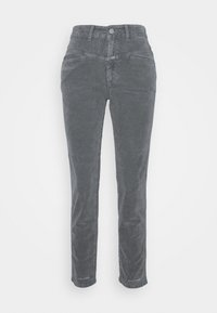 CLOSED - PEDAL PUSHER - Pantalones - grey stone - 5