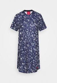 Nike Performance - FRANKREICH FFF DRESS - Vestido de deporte - blackened blue/university red - 4