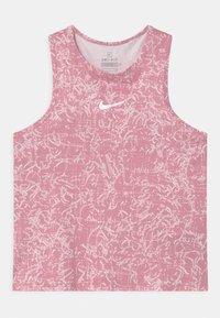 elemental pink/white