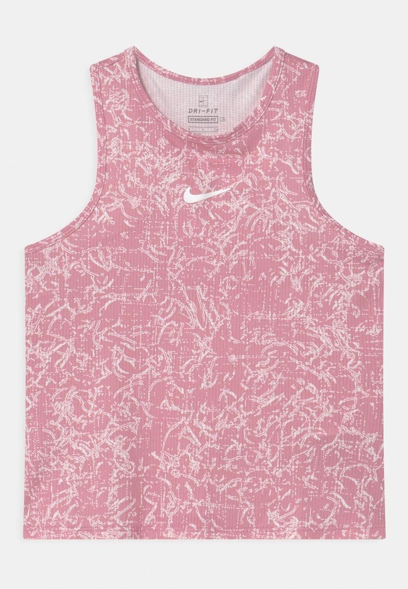 Nike Performance - Débardeur - elemental pink/white