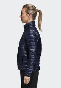 adidas Performance - VARILITE OUTDOOR DOWN - Winter jacket - dark blue - 2