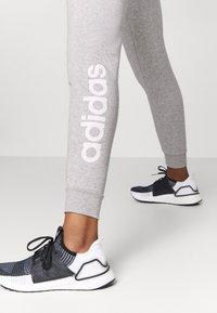 adidas Performance - PANT - Pantaloni sportivi - mgreyh/pnktin - 3