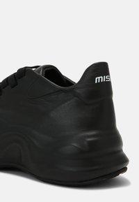 MISBHV - YOUTH CORE MOON TRAINERS UNISEX - Tenisky - black - 4